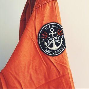 Polo by Ralph Lauren Shirts - Men's Ralph Lauren XXL Nautical shirt with Patch